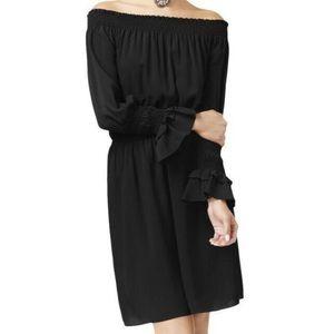 3/$20 Kobi Halperin Zena Off the Shoulder Dress